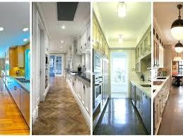 narrow kitchen design ideas home small storage pinterest