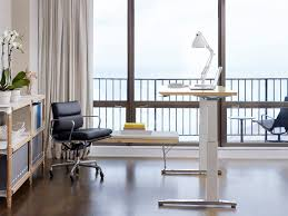 Sit To Stand Desk by Herman Miller Renew Sit To Stand Desk Monk Office