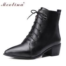 womens size 12 black ankle boots get cheap size 12 womens ankle boots aliexpress com