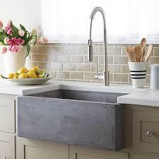 Non Scratch Kitchen Sinks by Native Trails 30
