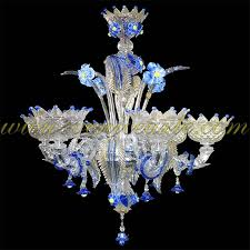 chandelier night stand l stylish murano glass chandelier in by salviati for sale at 1stdibs