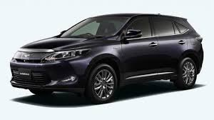 lexus hybrid 2014 2014 toyota harrier fully revealed in japan with optional hybrid