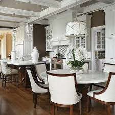ideas for kitchen tables unique marble kitchen table top dining in transitional