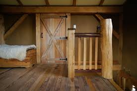 Wood Interior Handrails Building A Diy Wooden Interior Stair Railing The Year Of Mud
