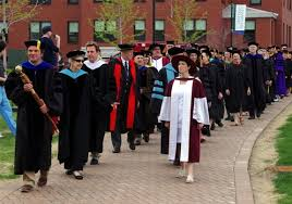 faculty regalia commencement information for faculty chlain college