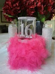 sweet 16 table centerpieces sweet 16 gift sweet 16 decorations sweet 16 centerpiece
