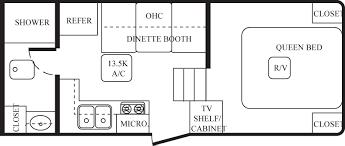100 horse trailer living quarter floor plans best 25 floor