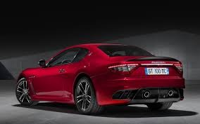 2017 maserati granturismo 2017 maserati granturismo photos 1 3 the car guide