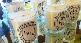 diptyque scented candles and fragrances by perfume house