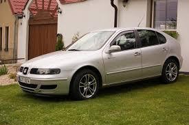 2001 seat leon i typ 1m generation 1 1 6 97 cui gasoline 74 kw