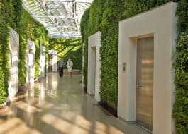 How To Build A Vertical Wall Garden by How To Build A Green Wall Home Design Ideas