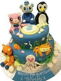 octonauts birthday cake octonauts birthday cake