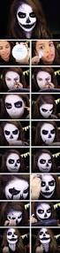 Makeup For Halloween Costumes by Best 25 Easy Halloween Makeup Ideas On Pinterest Diy Halloween