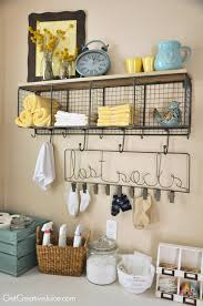Laundry Room Decorations Laundry Room Organization And Storage Ideas Creative Juice