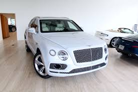2018 Bentley Bentayga W12 Onyx Stock 8n018108 For Sale Near