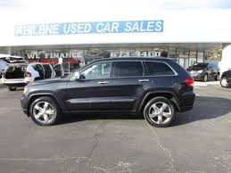 wood panel jeep 2012 jeep grand cherokee overland abilene tx abilene used car sales