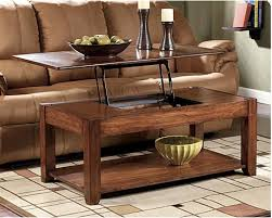 Lift Top Coffee Table Plans Coffee Table Wonderful Storage Lift Top Walmart Pertaining To