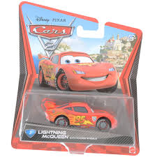 cars characters disney pixar cars 2 die cast character vehicle toy car mcqueen