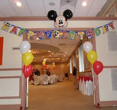 mickey mouse 2 decorations by teresa