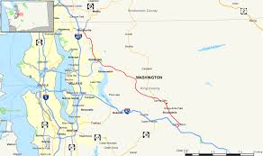 Map Of Redmond Oregon by Washington State Route 202 Wikipedia