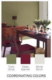 silver birch truly olive deep garnet i love color pinterest