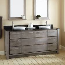 modern bathroom vanity ideas rustic sink bathroom vanity some drawers brown laminated