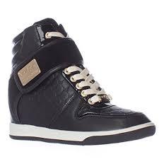 amazon com zigi soho s amazon com bebe zigi soho sport colby wedge sneakers black 7m