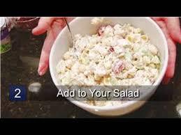 Pasta Salad Mayo by Salad Recipes Chicken Mayonnaise Pasta Salad Recipe Youtube