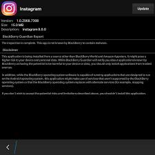 install instagram on blackberry 10 crackberry com