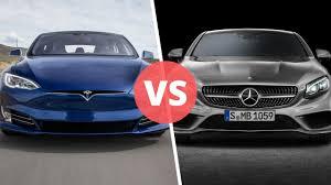 mercedes vs bmw vs audi maintenance cost tesla vs competitors cost of maintenance including battery