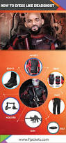 halloween jacket best 25 deadshot costume ideas on pinterest deadshot deadshot