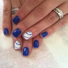 blue nail art designs images gallery nail art designs