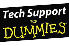 Help Desk For Dummies Tech Support For Dummies Worth The Cost Wired