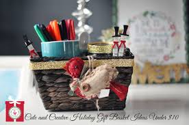 diy christmas gifts cute u0026 creative holiday gift baskets for