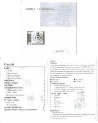argus camera digital camera dc1512 user guide manualsonline com