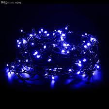 cheap wholesale 100m 500leds 110v transparent wire string lamp