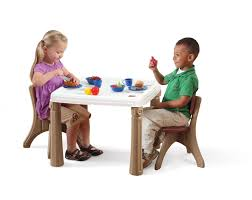 2 Person Kitchen Table by Step 2 Lifestyle Kitchen Table U0026 Chairs Set Baby Toddler