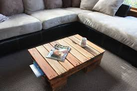 Diy Floor L Furniture Creative Diy Pallet Coffee Table Plans With With L