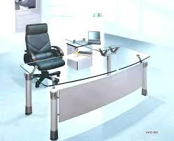 clear plastic desk protector office depot glass desk cover geekoutlet co