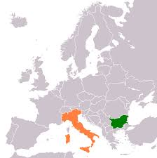 Norcia Italy Map by Bulgaria U2013italy Relations Wikipedia