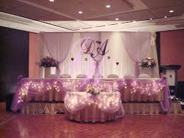 twinkle lighting decoration for weddings light purple wedding