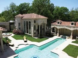 mediterranean house plans with pool house plan positano dallasdesigngroup mediterranean pool