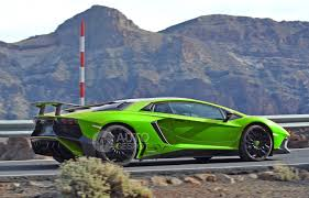 Green Lamborghini Aventador - what u0027s the best colour for the lamborghini aventador sv