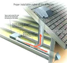 how to replace a bathroom ceiling fan installing a bathroom fan exhaust fan vent bathroom exhaust fan vent