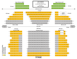 Theater Floor Plan Seating Chart Springfield Little Theatre