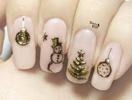 easy 3d christmas ornaments transfer gel u0026 foil nail art