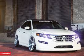 honda accord modified to be different modified honda accord crosstour 20x10 5