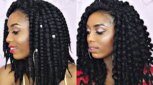 havana twist hairstyles how to unravel and style short havana twist tutorial youtube