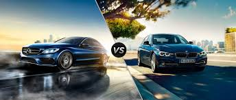 modified bmw 3 series 2016 mercedes benz c class vs 2016 bmw 3 series