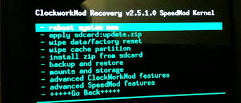 custom recovery android how to flash a custom recovery on your android device part 2